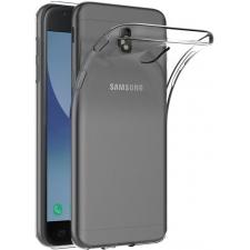 Samsung Galaxy J3 2017 Siliconen hoesje Transparant
