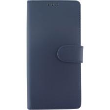 Sony Xperia XA1 Hoesje ECHT LEER Donker Blauw