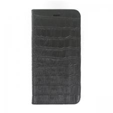 Valenta Booklet Classic Style Croco Black iPhone 6/6S Plus