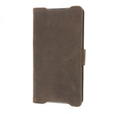 Valenta Booklet Classic Vintage Brown Xperia Z2