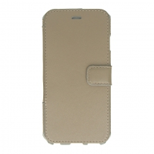 Valenta Booklet Smart Taupe iPhone 6/6S