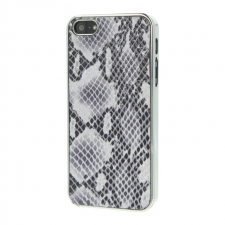 Valenta Click-On Animal Snake Grey iPhone 5/5S/SE