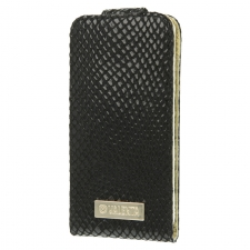 Valenta Flip Animal Snake Black iPhone 5/5S/SE