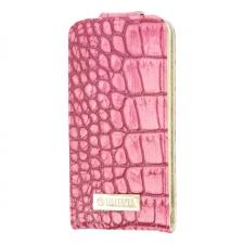 Valenta Flip Glam Pink Dark iPhone 4