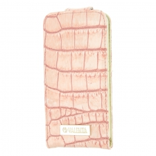 Valenta Flip Glam Pink Light iPhone 4