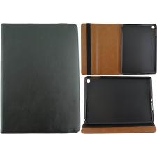 iPad 9,7 inch 2017 Premium Hoesje Origineel 100% Leer Zwart