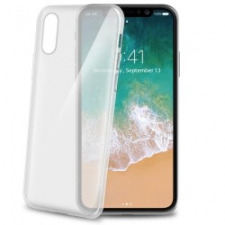 iPhone XR Siliconen Hoesje Doorzichtig