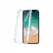 iPhone XR Siliconen Armor Doorzichtig