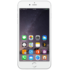 Refurbished Apple iPhone 6 Plus 16GB Zwart/Wit/Goud