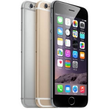 iPhone 6 64GB Zwart/Wit/Goud refurbished