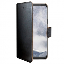 Samsung J6 2018 Boek Hoesje Zwart