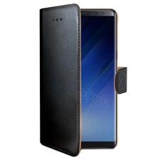 Samsung Note 8 Boek Hoesje Zwart